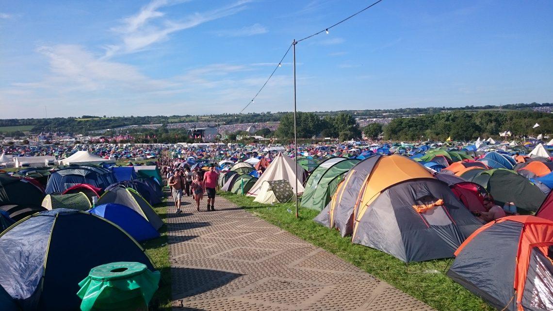 Glastonbury 2015 //TSOD