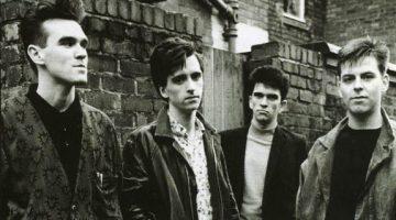 The Smiths' Final Gig - 12th December 1986, Brixton Academy, London